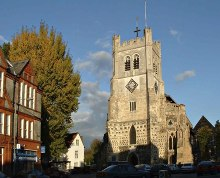 Waltham Abbey, Essex © Christine Matthews